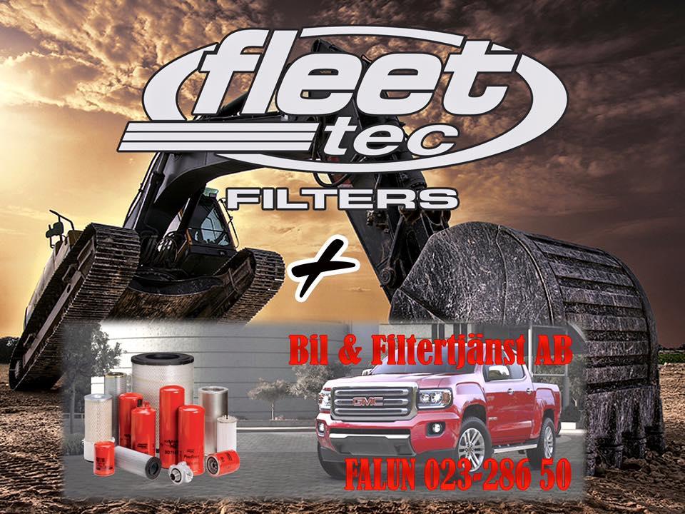 Fleet Tec + Bil & Filtertjänst